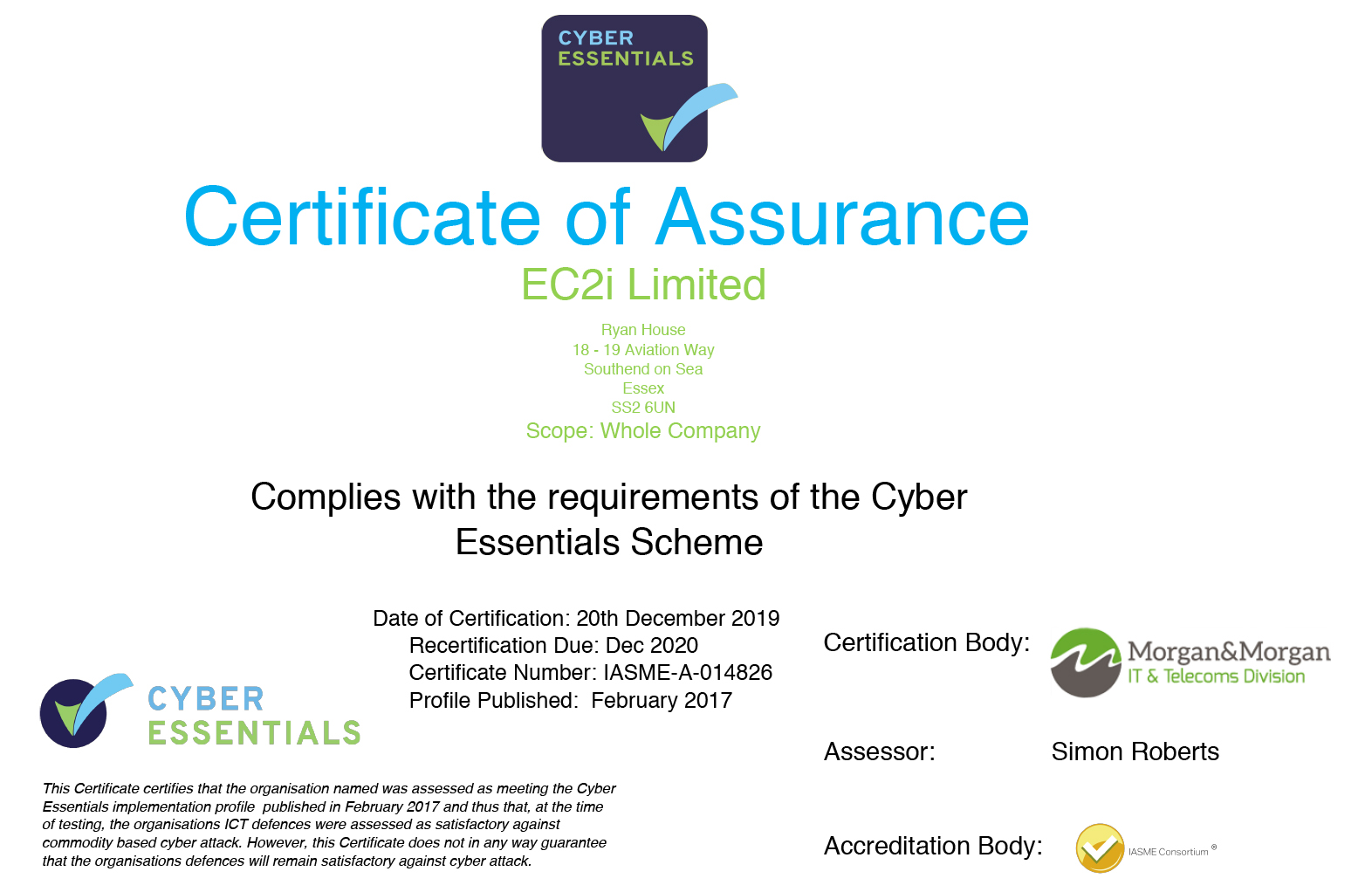 Cyber_Essentails_Certificate