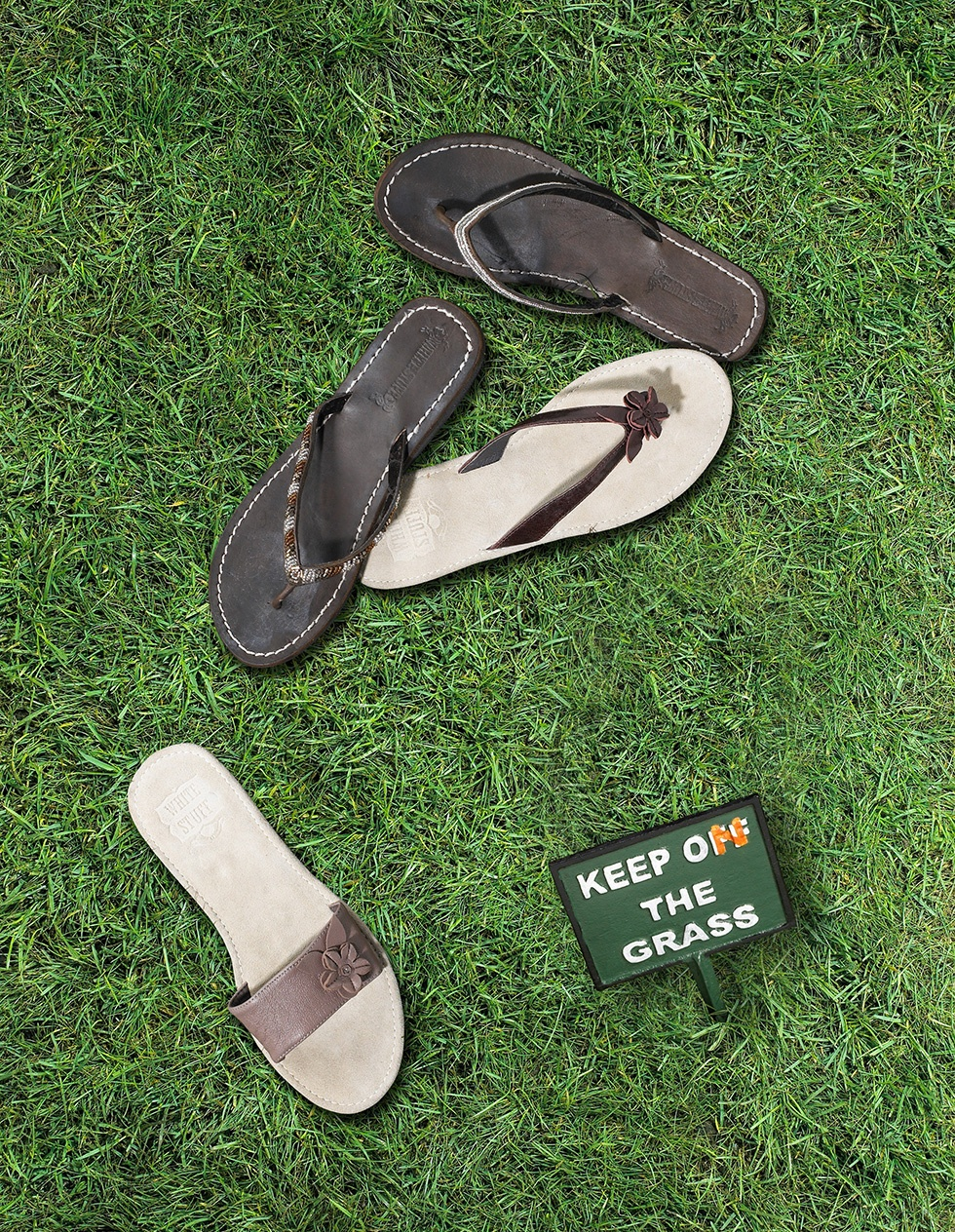 Keep on the grass 1
