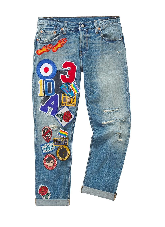 Levis jeans
