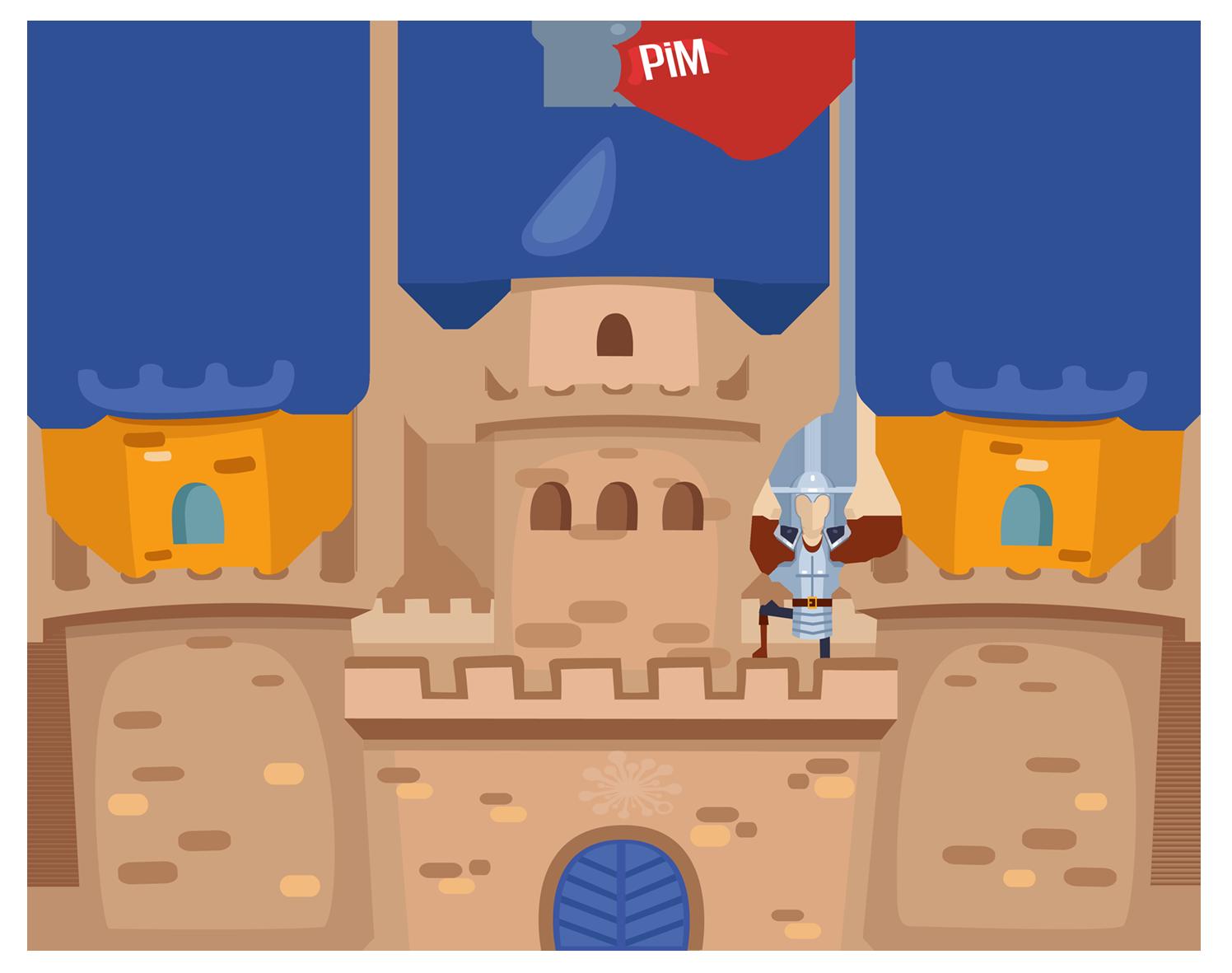 PiM Castle